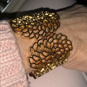 """Large 3"""" cuff by INC"""